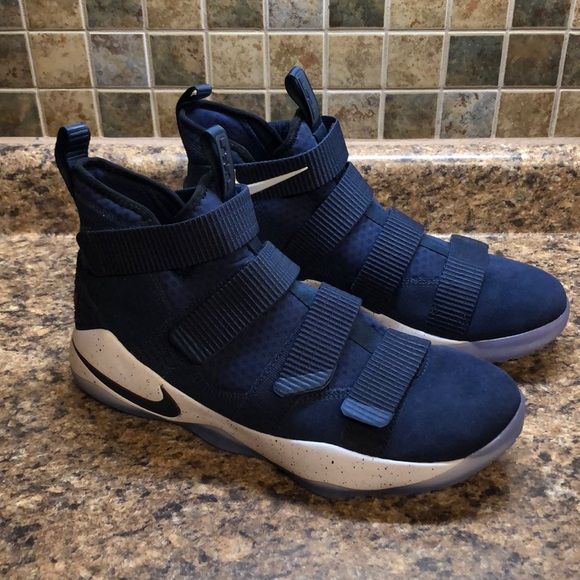 Brand New Nike Lebron Soldier 1 Xi Size